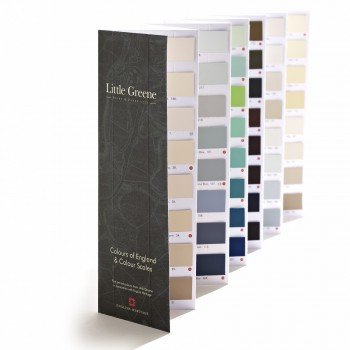 Little Greene Colour Card