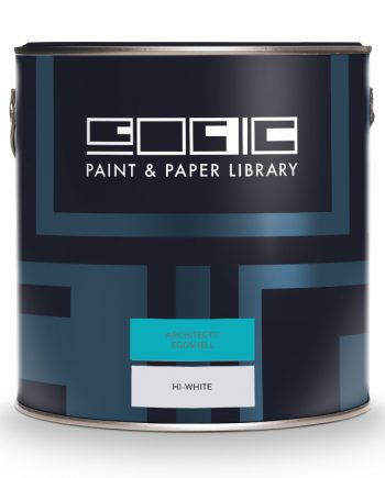 Paint Library Water Based Eggshell 2.5 Litre