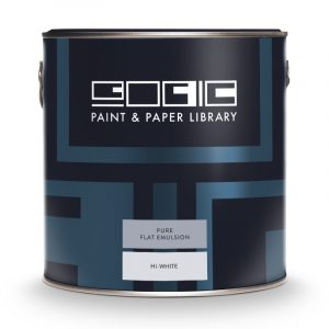 Paint Library Flat Emulsion 2.5 Litre