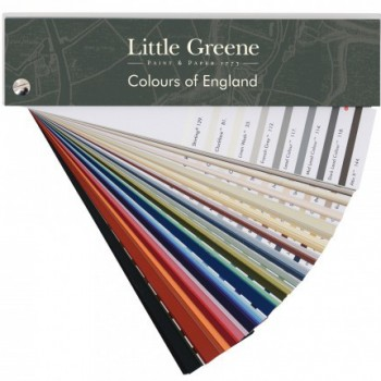 Little Greene Colours of England Fandeck