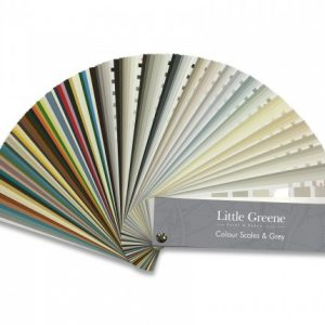 Little Greene Colour Scales & Grey Fan Deck