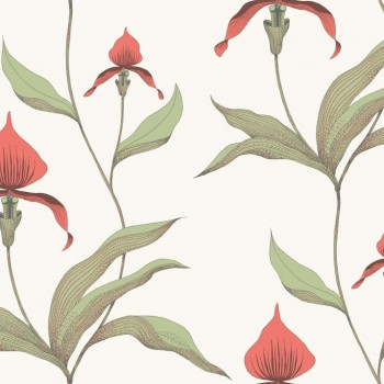 Cole & Son Orchid 95/10054 from collection Contemporary Restyled