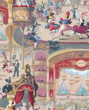 Cole & Son - Whimsical - Cabaret - 103/7026 5