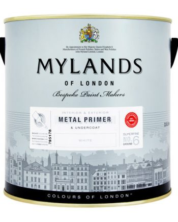 Mylands metal primer & undercoat