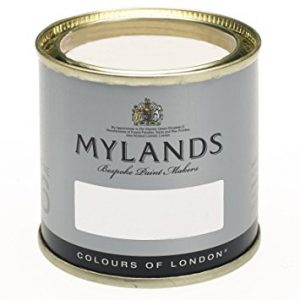 Mylands sample pot