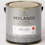 Mylands Wood & Metal Matt 1 Litre