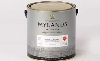 mylands wood & metal matt