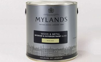 mylands wood & metal gloss