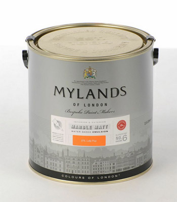 mylands marble matt emulsion
