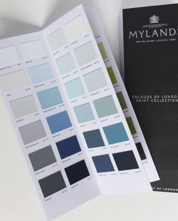 mylands colour card