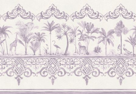Cole & Son rousseau border