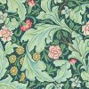 Morris & Co – Archive II – Leicester – Green / Multi – 212541