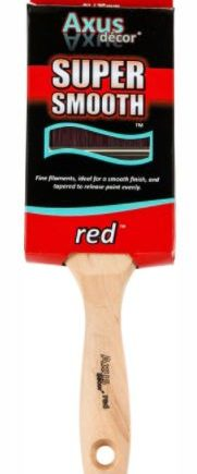 Axus Red Super Smooth