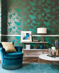 1-wallpaper-botanical-emerald-golden-extravagance-lucero-harlequin (1)