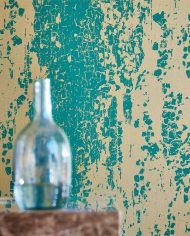 2-wallpaper-detail-abstract-aqua-golden-eglomise-lucero-harlequin