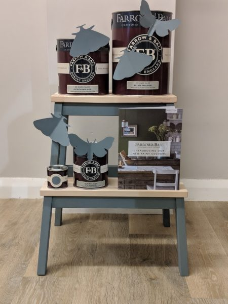 Nine New Colourways Unveiled By Farrow & Ball 18