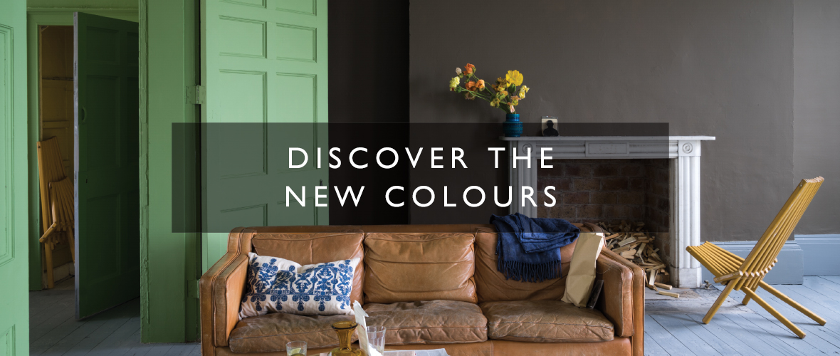 Nine New Colourways Unveiled By Farrow & Ball
