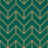 Harlequin – Momentum 5 – Tessellation – 111984 –  Green/Gold
