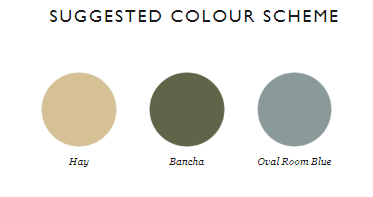 Nine New Colourways Unveiled By Farrow & Ball 17