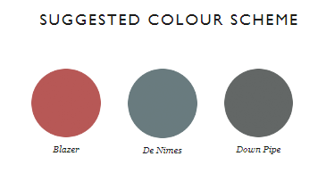 Nine New Colourways Unveiled By Farrow & Ball 19