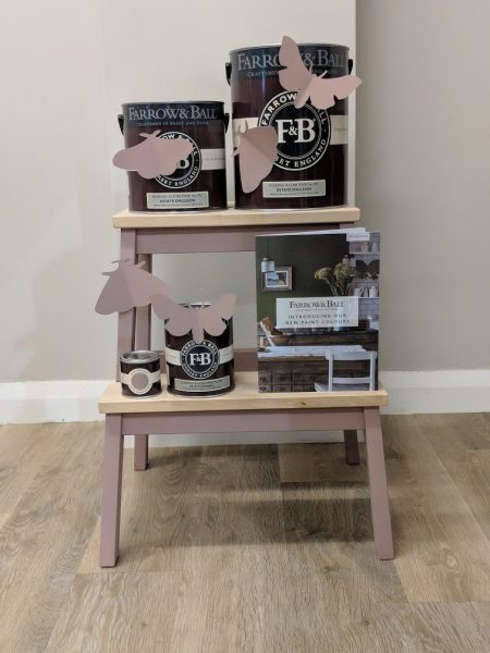 Nine New Colourways Unveiled By Farrow & Ball 10