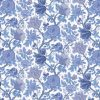 Cole & Son – The Pearwood Collection – Midsummer Bloom – 116/4016 – Hyacinth Blues On Chalk