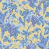 Cole & Son – The Pearwood Collection – Woodvale Orchard – 116/5017 – Hyacinth / Lilac / China Blue / Ochre