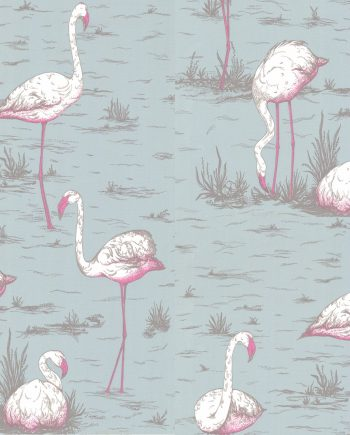 Cole & Son Flamingos 66/6044 1