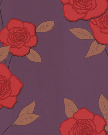 Cole & Son Paper Roses 69/6124 1