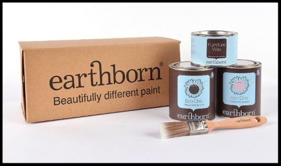 Earthborn Eco Chic Furniture Painting Kits 5