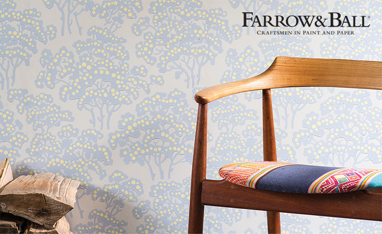 Farrow Ball Wallpaper Shop Quick And Easy With Us Paint