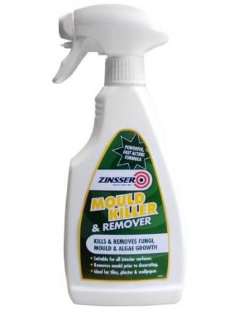 Zinsser Mould Killer and Fungi Remover 500ml 2