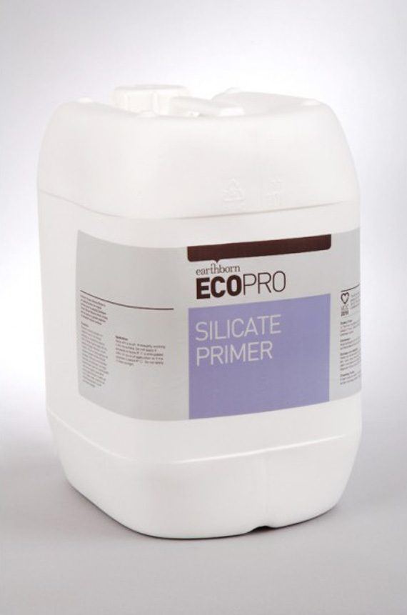 Earthborn Ecopro Silicate Primer Clear 1L 1