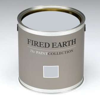 Fired Earth Eggshell 2.5 Litre