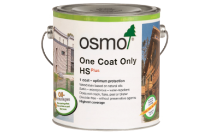 Osmo One Coat Only HSPlus 2.5 litre 7