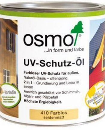 Osmo 410 UV-Protection Oil 750 ml 6