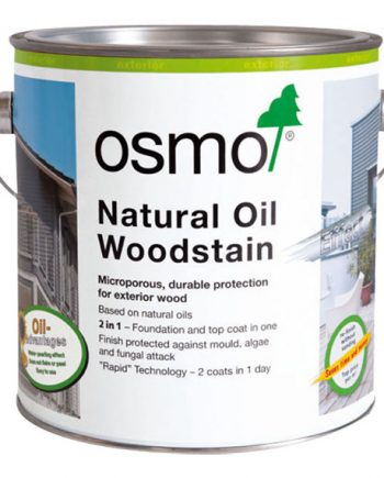 Osmo Natural Oil Woodstain 750ml 4