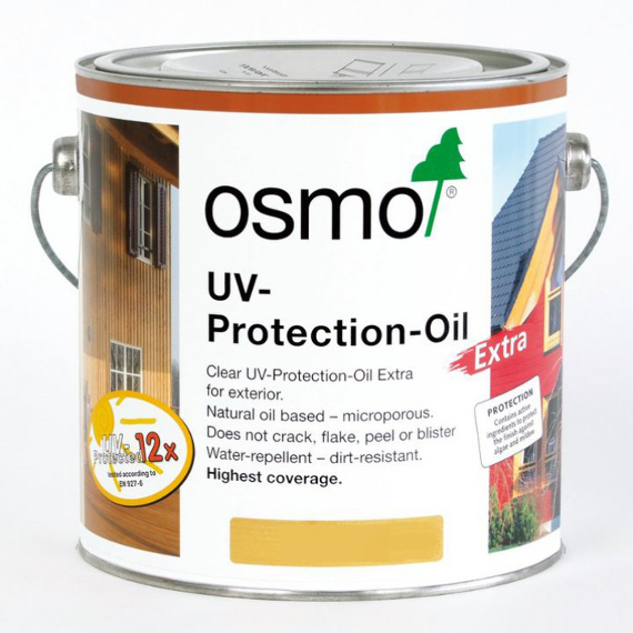 Osmo 410 UV-PROTECTION OIL 2.5 litre 1