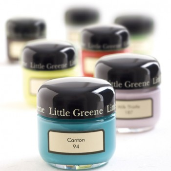Little Greene Sample Pot